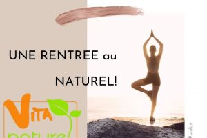 UNE RENTREE au NATUREL!,.